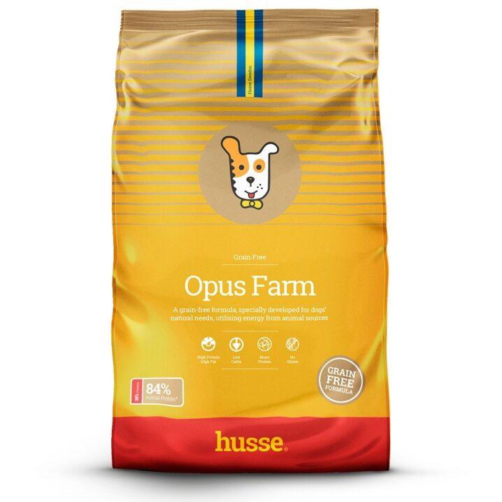 Husse optimal farm grain free
