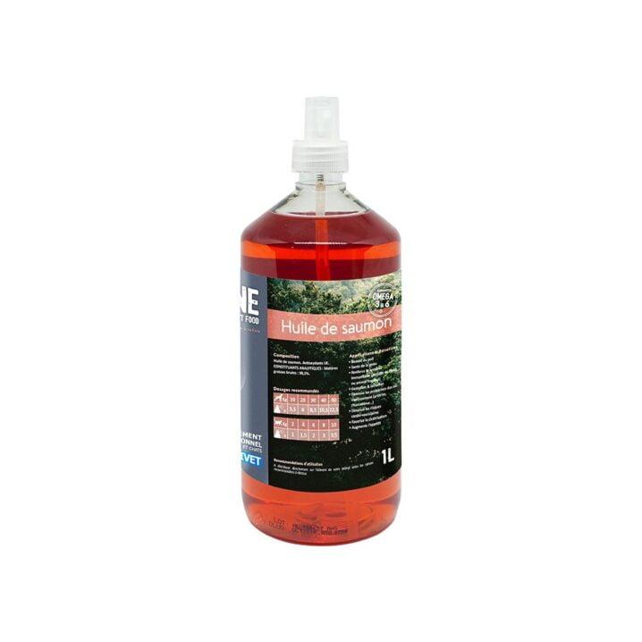 Nutrivet huile de saumon 1 litre