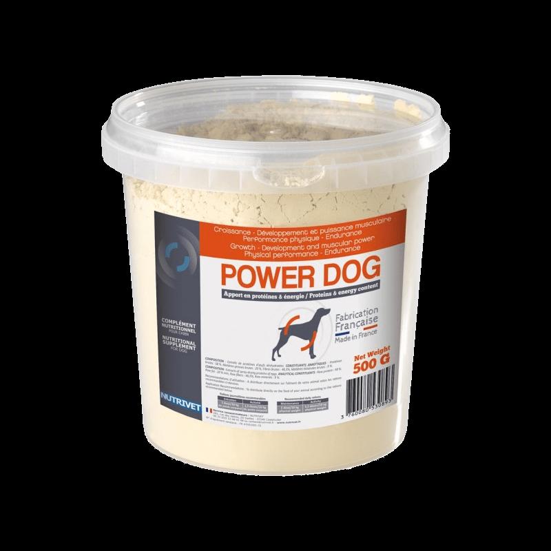Nutrivet Power Dog 500 gr