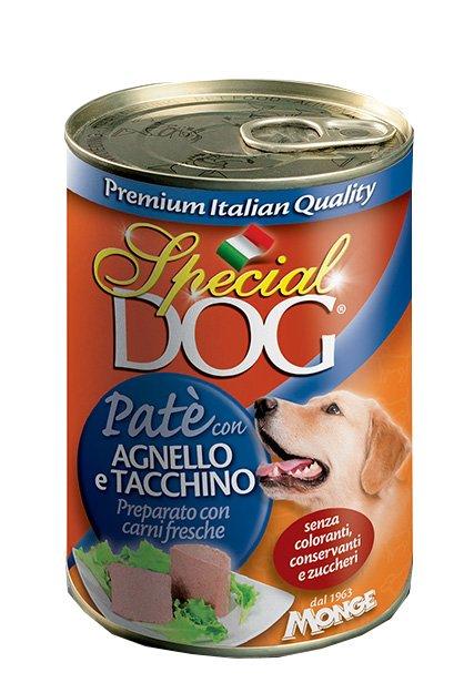 Special dog paté