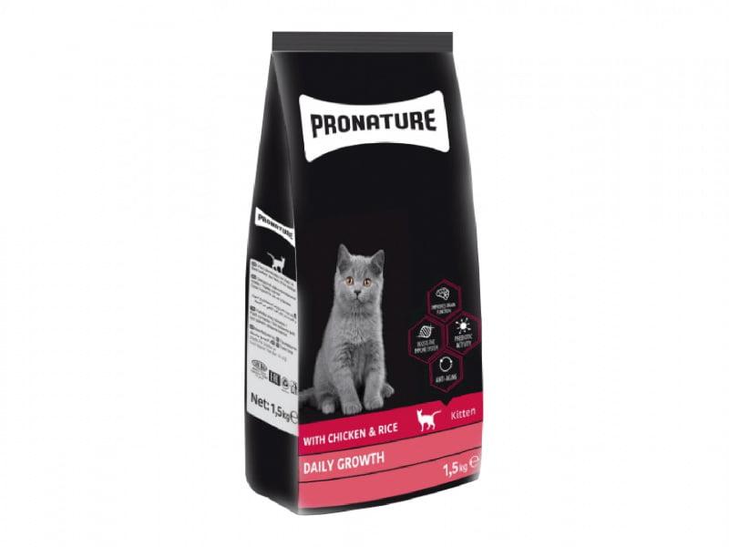 Pronature kitten 1.5 Kg