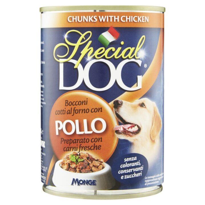 Special dog boulettes au poulet pour chiens