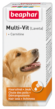 Multivitamines pour chiens